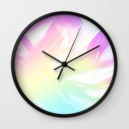 Summer Pine Wall Clock