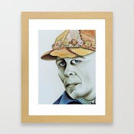 Ed Gein Framed Art Print