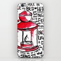 florence iPhone & iPod Skins featuring florence by desfigure