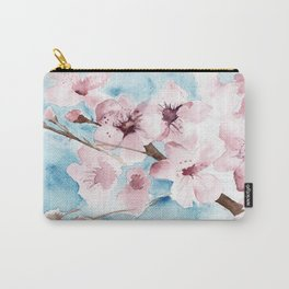 Chery blossoms Carry-All Pouch