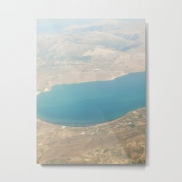 view from air Metal Print
