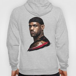 Lebron low poly Hoody