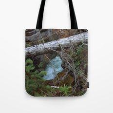 Untitled V Tote Bag