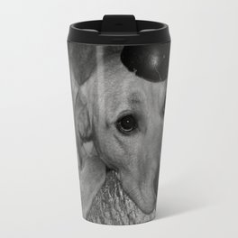 Dog look Travel Mug