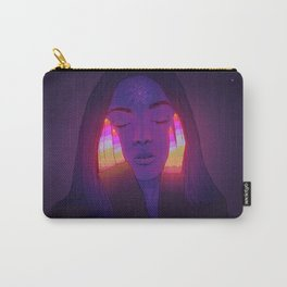 Glowing Hands 2 Carry-All Pouch