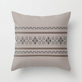 The Big Lebowski Cardigan Knit Throw Pillow