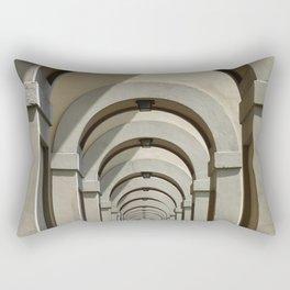 Florence archways Rectangular Pillow