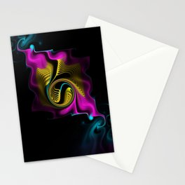 Whispers in the Night Stationery Cards
