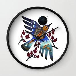 Life Cycles Wall Clock