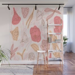 Autumn leaf color(Gorgeous) Wall Mural