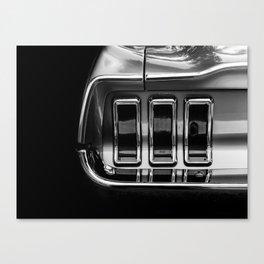 classic mustang light Canvas Print