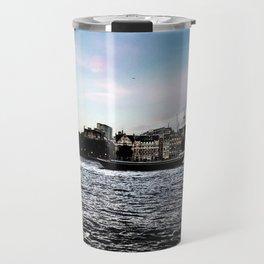 A London Love Story Travel Mug