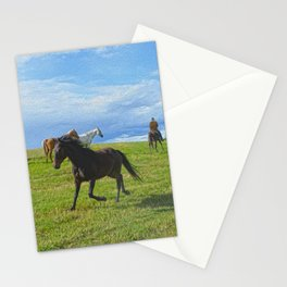 The Round Up Stationery Cards