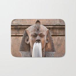 Sphinx Fountain Bath Mat