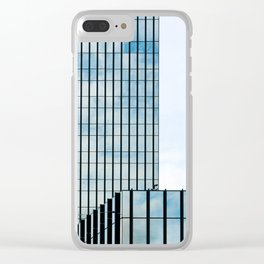 City Hall Clear iPhone Case