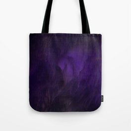 Ultraviolet marble Tote Bag