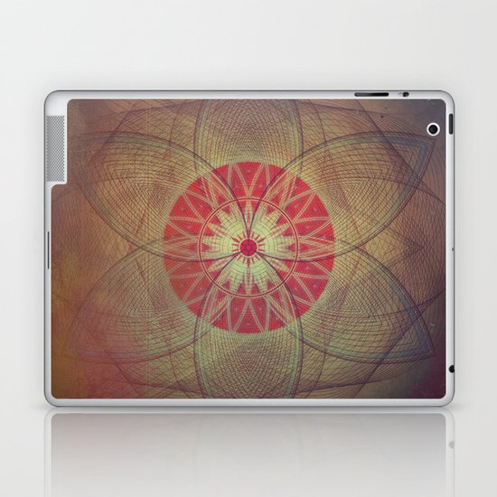 flyrym okkuly Laptop & iPad Skin