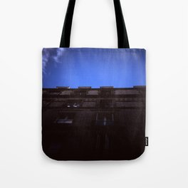 Holga Building Tote Bag