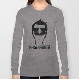 Breaking Bob - Heisenburger Long Sleeve T-shirt