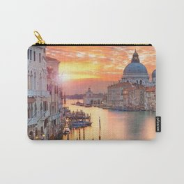 Sunset in Venice Carry-All Pouch