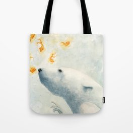 Try not to breath Tote Bag