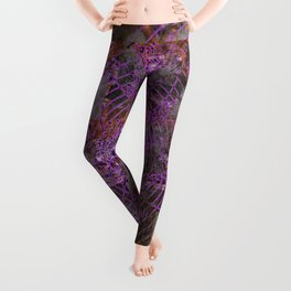 Sometimes You've Got To Take The Hardest Line [Recombinant Series] Leggings