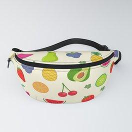 Cute Fruit Fanny Pack