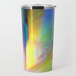 Abstract 9590 Travel Mug