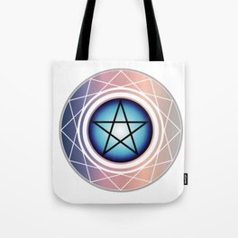 The Pentagram Tote Bag