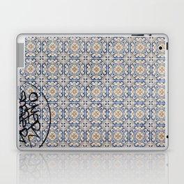 lisbon mosaic Laptop & iPad Skin