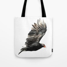 Cathartes Aura Tote Bag