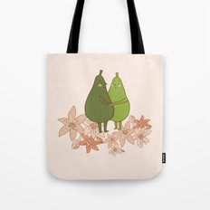 Avocado Love Tote Bag