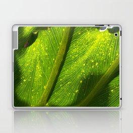 Spotted Leaf Laptop & iPad Skin