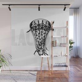 Lacrosse Negative Wall Mural