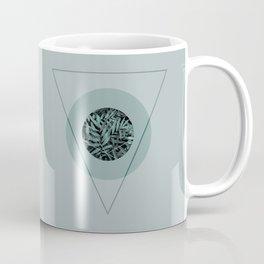 Nature Meets Geometry II Coffee Mug