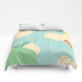 Birds in the Sky Comforters