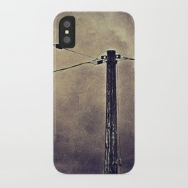 'CONNECT' iPhone Case