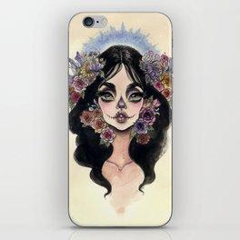Catrina iPhone Skin