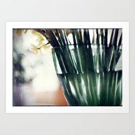 Afternoon light Art Print