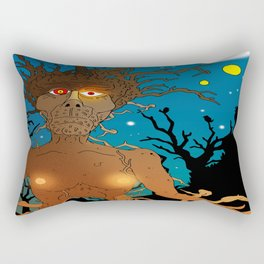 Tree Fella Rectangular Pillow