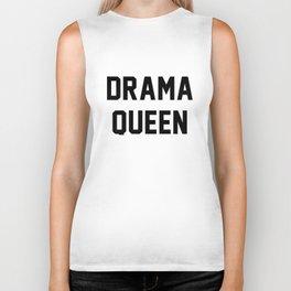 Drama Queen Biker Tank