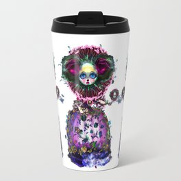Beasts of Botanica - Black Mourning Bride's Extravagant Wedding Travel Mug