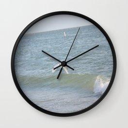 Soaring 1 Wall Clock