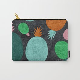 Pineapple Lovers Carry-All Pouch