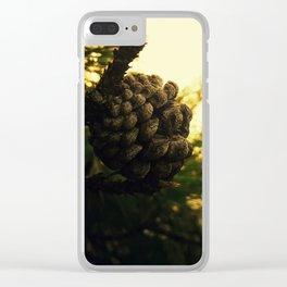 cone Clear iPhone Case