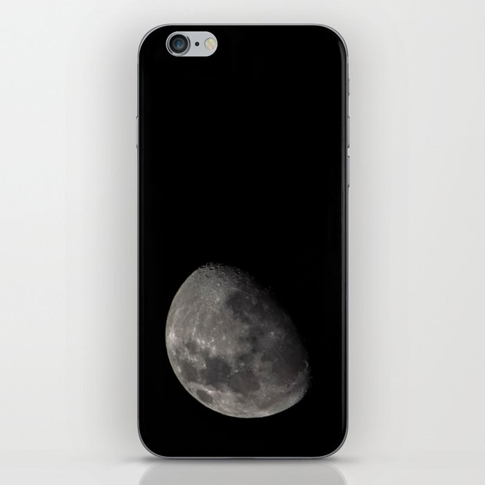 Quarter Moon iPhone Skin