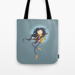 Marcy  fanart  Tote Bag