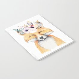 Forest Fox by Nature Magick Notebook