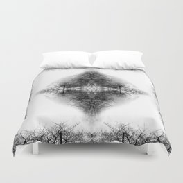 Abstraction Duvet Cover