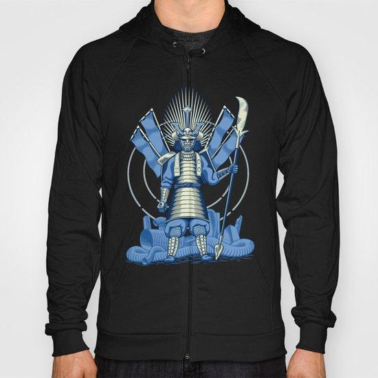 Samurai Nightmare Hoody